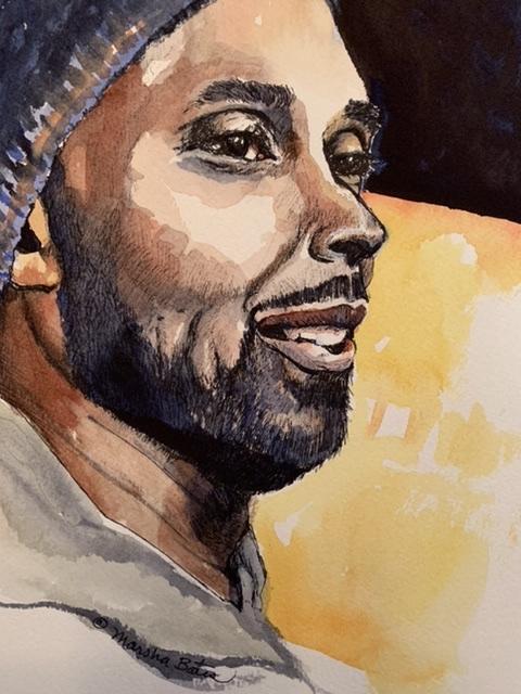 Kobe Bryant by MarshaElle